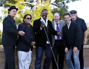 Doc Drew, Rossi Harris with  Forever Soul Possession Band